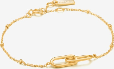 Ania Haie Damen-Armband 'Beaded Chain Link' in gold, Produktansicht