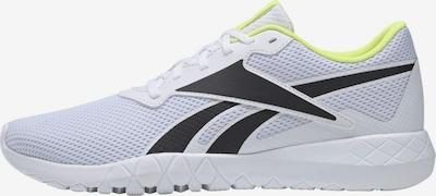 REEBOK Sneaker 'Flexagon Energy 3 Memory Tech' in neongrün / schwarz / weiß, Produktansicht