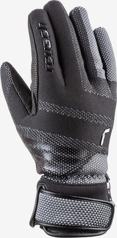 REUSCH Handschuhe 'Laurin' in Schwarz