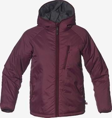 Veste outdoor Isbjörn of Sweden en rouge