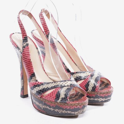 PRADA Sandaletten in 39 in mischfarben, Produktansicht