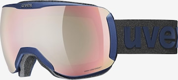 UVEX Sports Glasses 'dh 2100 WE' in Blue