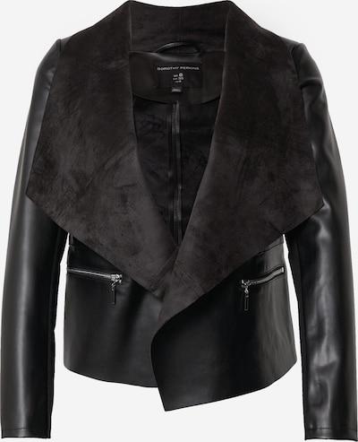 Dorothy Perkins Overgangsjakke i sort: Frontvisning
