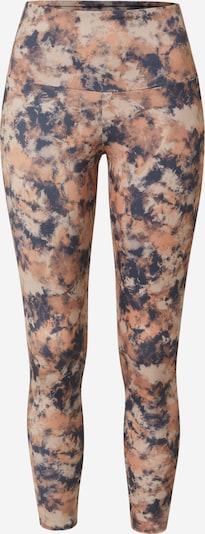 Onzie Sporthose in dunkelblau / lachs / rosa, Produktansicht