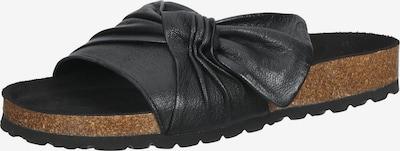BULLBOXER Pantoletten in schwarz, Produktansicht