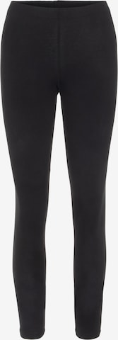 PIECES Leggings 'EDITA' - fekete