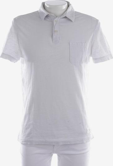 Marc O'Polo Poloshirt in S in weiß, Produktansicht