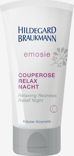 Hildegard Braukmann Nachtpflege 'Emosie Couperose Relax' in creme, Produktansicht