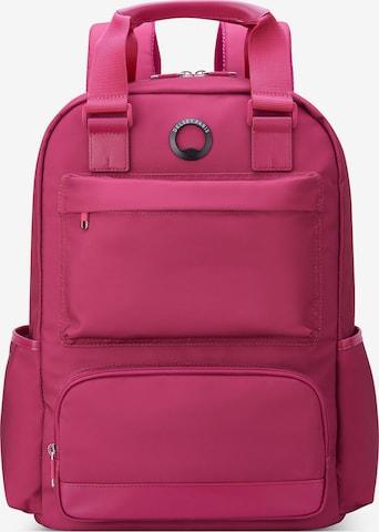 DELSEY Rucksack 'Legere 2.0' in Pink