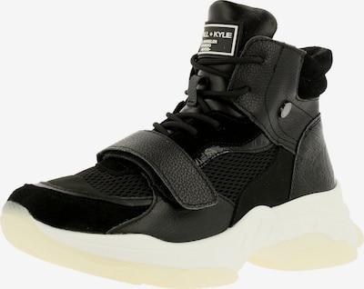KENDALL + KYLIE Sneakers hoog ' ZERA ' in de kleur Zwart, Productweergave