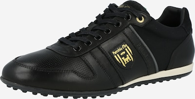 PANTOFOLA D'ORO Sneakers low 'ZAPPONETA' in black, Item view