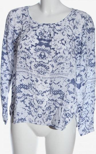 Soyaconcept Langarm-Bluse in M in blau / weiß, Produktansicht