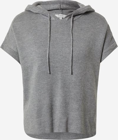 b.young Pullover in graumeliert, Produktansicht