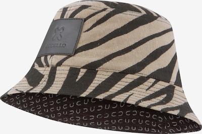 CODELLO Hut in beige / schwarz, Produktansicht