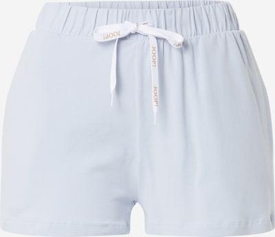 Pantaloncini da pigiama JOOP! Bodywear di colore blu chiaro, Visualizzazione prodotti