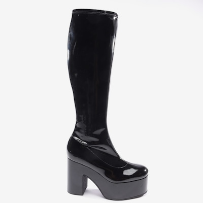 Dries Van Noten Stiefel in 35,5 in schwarz, Produktansicht
