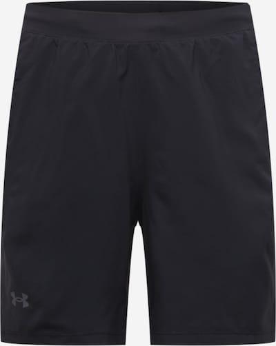 UNDER ARMOUR Sportbroek 'Launch' in de kleur Zwart, Productweergave