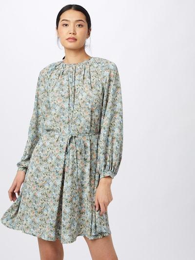 ONLY Kleid 'ONLKENDALL' in hellblau / grün, Modelansicht