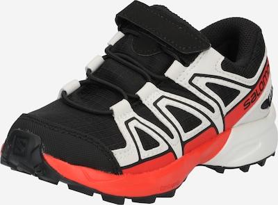 SALOMON Zapatos bajos 'SPEEDCROSS' en rojo / negro / blanco, Vista del producto