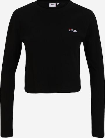 FILA Skjorte 'Ece' i svart