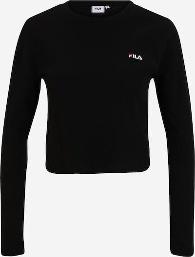 FILA Shirt 'Ece' en rouge / noir / blanc, Vue avec produit