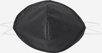 Masque en tissu '10er Pack' Oderso en noir
