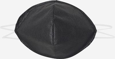 Oderso Stoffmasken '10er Pack' in schwarz, Produktansicht