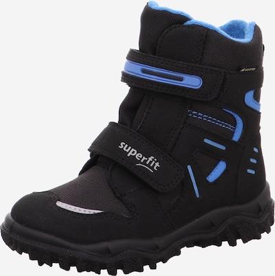 SUPERFIT Čizme za snijeg 'HUSKY' u plava / crna, Pregled proizvoda