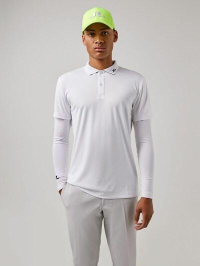 J.Lindeberg T-Shirt 'Leon' en blanc, Vue avec produit