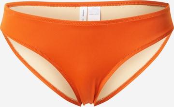 Samsoe Samsoe Bikiniunderdel 'Malou' i oransje