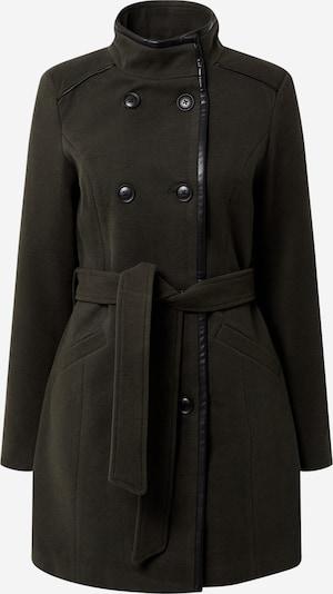 Rudeninis-žieminis paltas 'Veronica' iš VERO MODA , spalva - tamsiai žalia / juoda, Prekių apžvalga