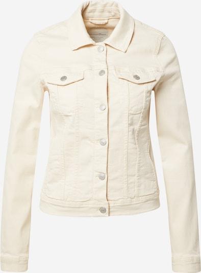 TOM TAILOR DENIM Prehodna jakna | svetlo bež barva, Prikaz izdelka