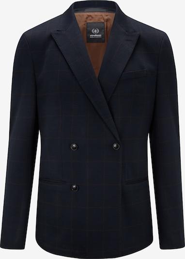 STRELLSON Business-colbert 'Connor' in de kleur Donkerblauw / Bruin, Productweergave