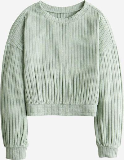 HOLLISTER Sweatshirt in pastellgrün, Produktansicht