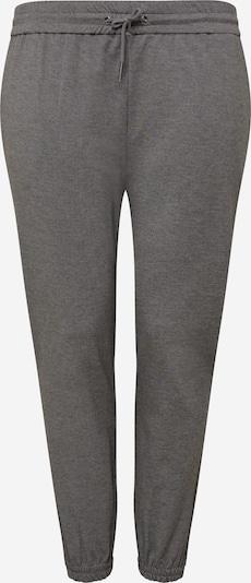 Vero Moda Curve Pantalon 'Eva' en gris chiné, Vue avec produit