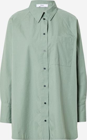 ONLY Блуза 'SELMA' в светлозелено, Преглед на продукта