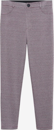 VIOLETA by Mango Leggings 'Roma' in de kleur Roodviolet, Productweergave