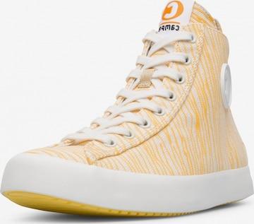CAMPER Sneakers hoog in Geel