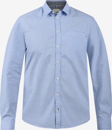 BLEND Businesshemd in Blau