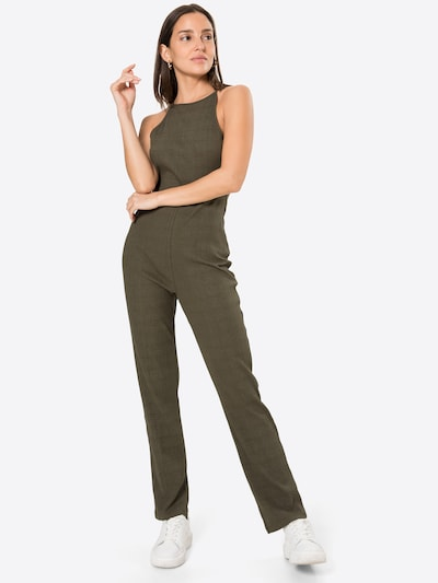ABOUT YOU Jumpsuit 'Susan' in de kleur Kaki, Modelweergave