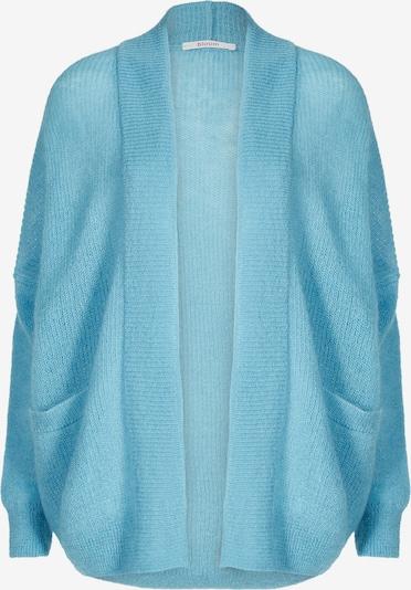 BLOOM Cardigan aus Woll-Mix in blau, Produktansicht