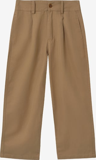Thinking MU Hose ' Hemp Rhino Pants ' in beige, Produktansicht