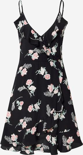 ABOUT YOU Ljetna haljina 'Nala' u boja pijeska / svijetlozelena / roza / crna, Pregled proizvoda