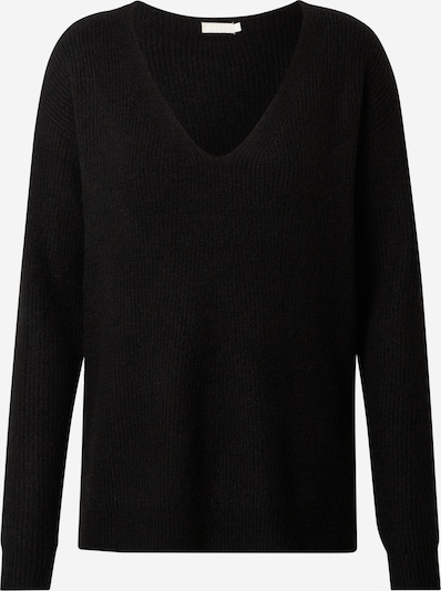 PIECES Sweater 'Babett' in black, Item view