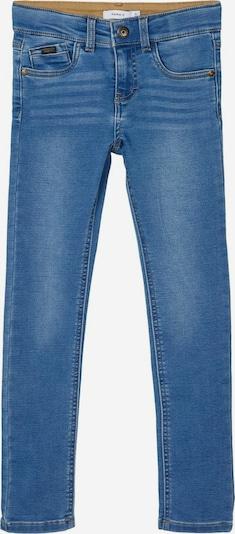NAME IT Jeans 'Pete Tobos' in blue denim, Produktansicht