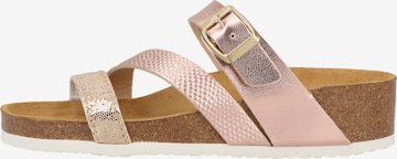 COSMOS COMFORT Sandale in Pink