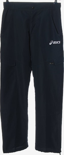 ASICS Baggy Pants in L in schwarz, Produktansicht