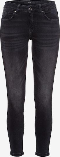 zero Jeans in schwarz, Produktansicht