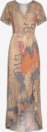 BUFFALO Kleid in blau / gelb / orange, Produktansicht