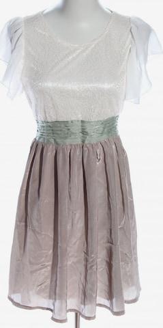 Yumi Dress in S in White